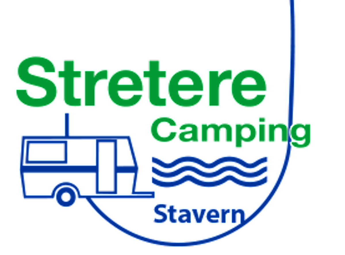 Logo, Stretere Camping as